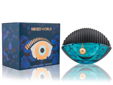 Kenzo World Fantasy Collection Intense EDP 75мл
