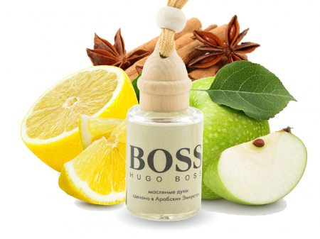Авто 12мл Hugo Boss Boss Bottled