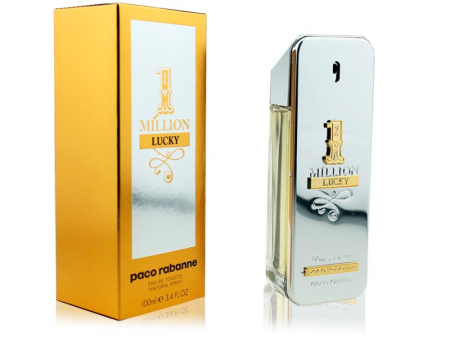 1 Million Lucky Paco Rabanne EDT 100мл
