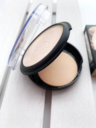 Пудра Kiss Beauty Super BB Matte Fixing Powder (тон 02)