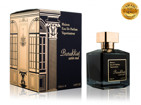 Fragrance World Barakkat Satin Oud EDP 100мл