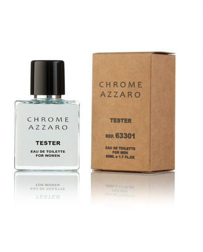 Тестер Azzaro Chrome EDP 50мл