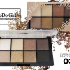 Тени для век DoDo Girl 8 colors Eyeshadow Palette тон 03
