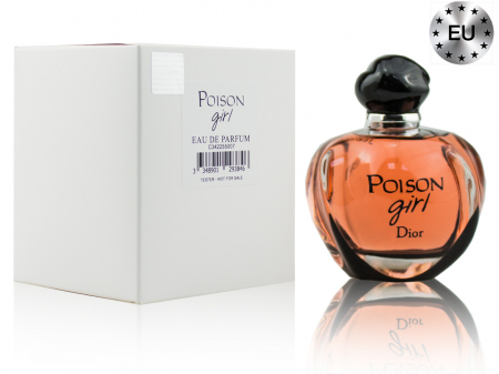 (LUX) Тестер Dior Poison Girl EDP 100мл