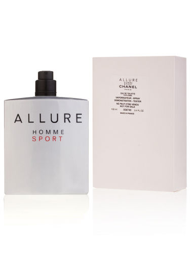 Тестер Allure Homme Sport Chanel EDT 100мл