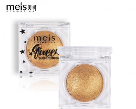 Тени для век Meis Queen Baked Eyeshadow 1 цвет тон 03