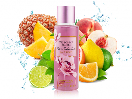 Спрей-мист Victoria's Secret Pure Seduction La Creme 250мл