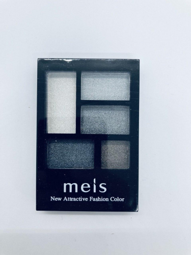 Тени для век Meis Professional Makeup Eyeshadow 5 цветов тон 03
