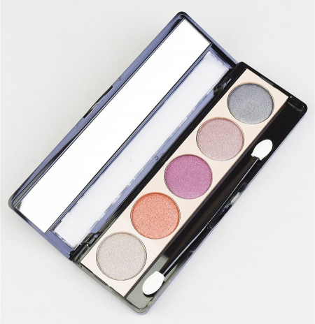 Тени для век DoDo Girl Beauty Eyeshadow, 5 цветов Тон 03
