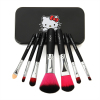 Набор кистей Hello Kitty Mini Brush Kit Black 7шт