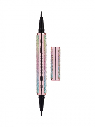 Подводка для глаз и бровей Karité Double Effect 2 in 1 Eyeliner & Eyebrow Pencil