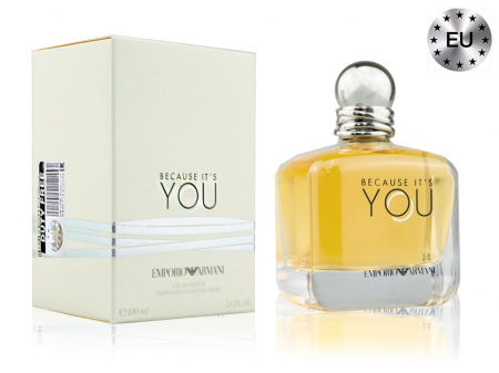 (EU) Giorgio Armani Because It's You EDP 100мл