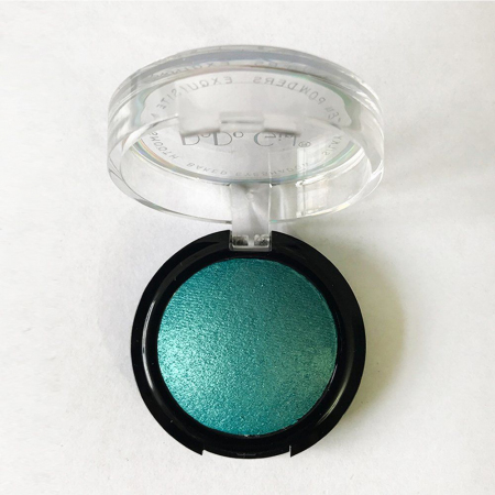 Тени для век DoDo Girl Baked Eyeshadow тон 07