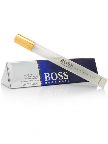 Мини парфюм 15мл Boss Bottled Night Hugo Boss