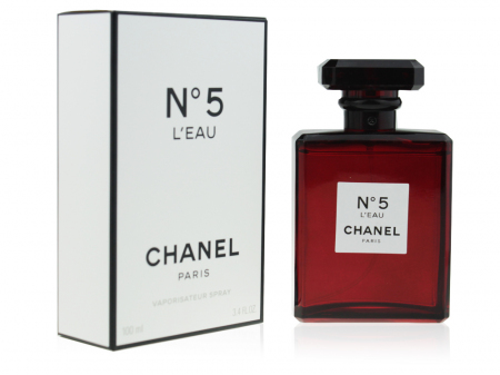 Chanel №5 L'Eau Red Edition EDP 100мл