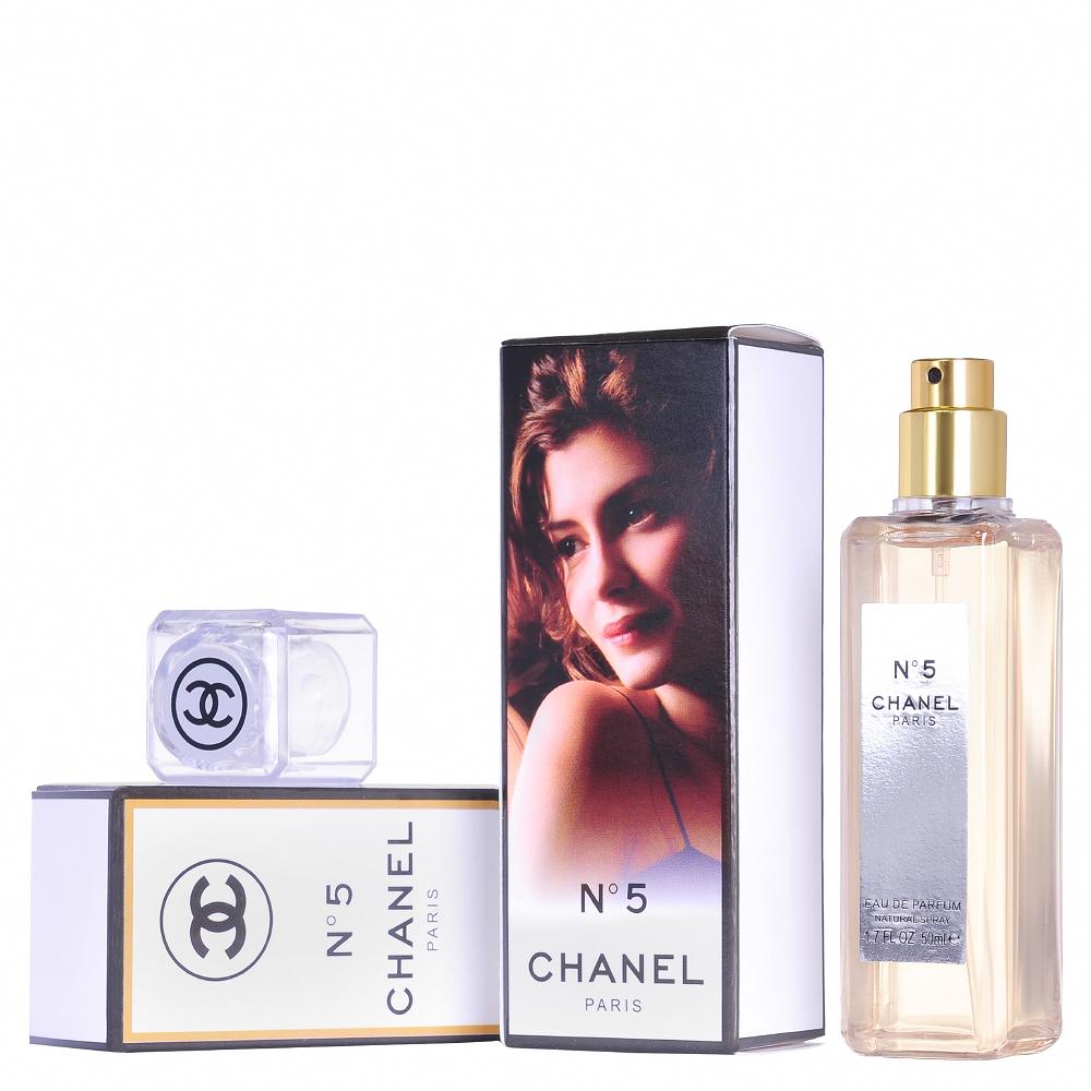 купить мини 50 мл Chanel No 5 Eau De Parfum Chanel за 509 руб в